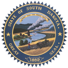 Great Seal of the State of South Dakota