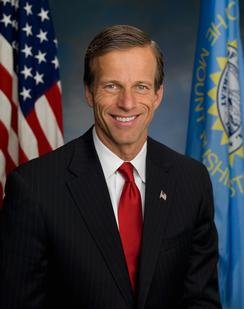 Thune Official Photo